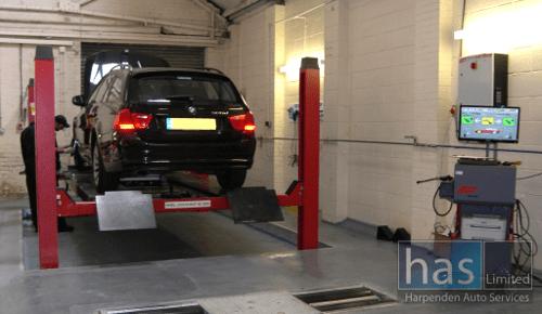 MOT Testing at Harpenden Auto Services